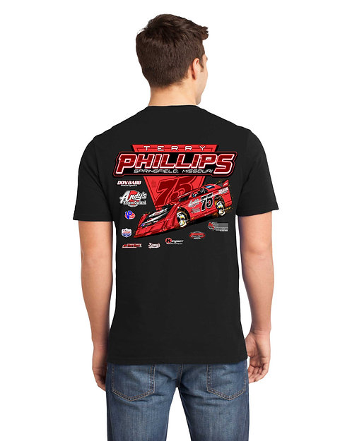 Terry Phillips Late Model Tee 2018