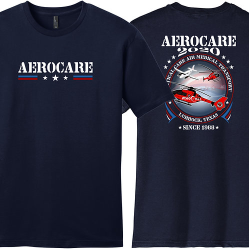 AeroCare Independence Day Tee