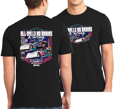 All Balls No Brains Racing 2021 Tee