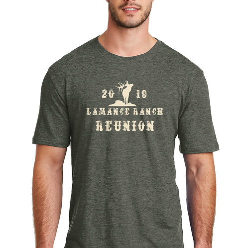 Lamance Reunion 2019 Adult Tee