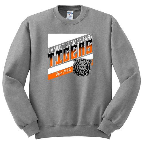 Hamlet Tigers Fade Sweatshirt