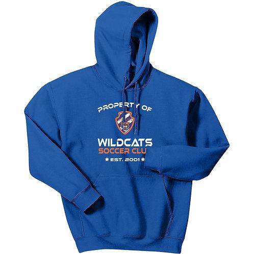 Wildcats Soccer Hoodie