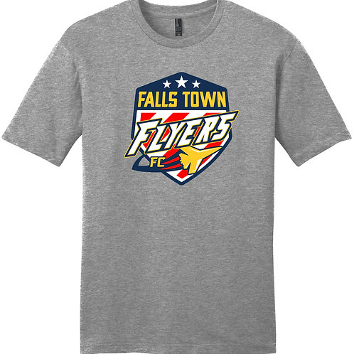 FC Falls Town Logo Tee
