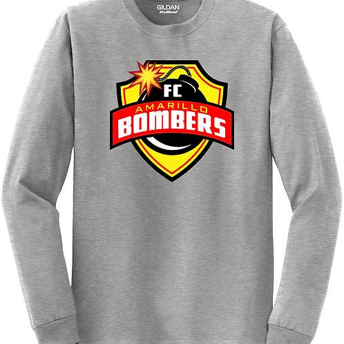 FC Amarillo Logo Long Sleeve Tee