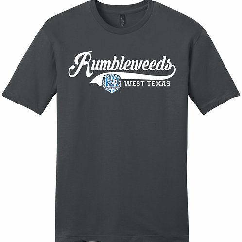 FC West Texas Script Tee