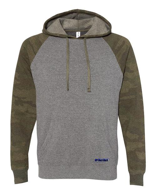 Unisex Special Blend Raglan Hooded Sweatshirt