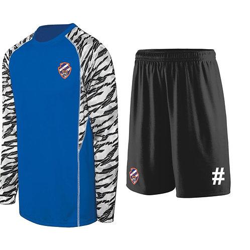 Blue Goalie Kit