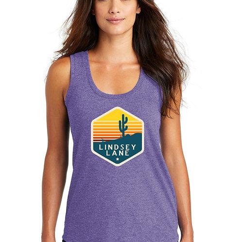 Lindsey Lane Cactus Sunset Tank