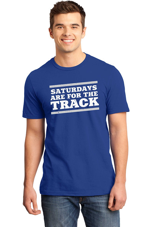 Saturdays Are for the Track