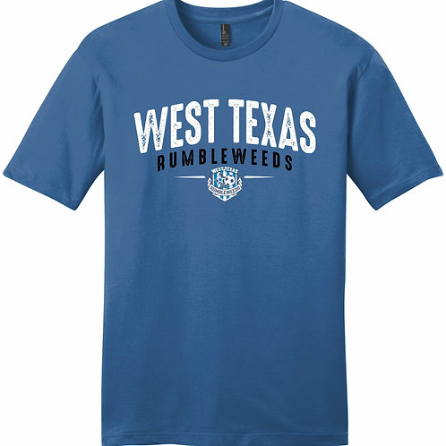 FC West Texas Name & Logo Tee
