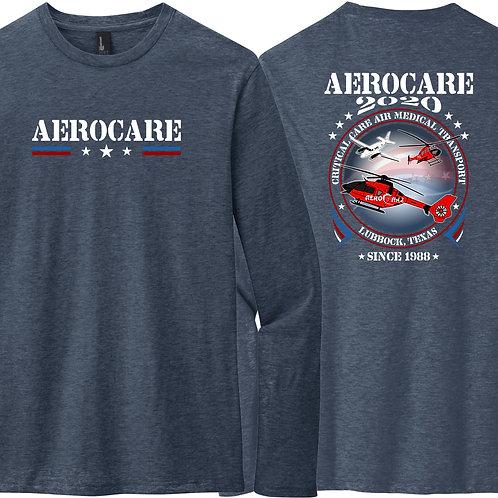 AeroCare Independence Day Long Sleeve