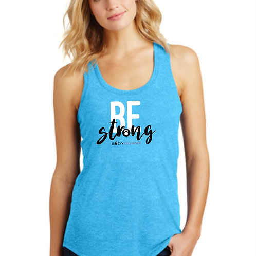 BE Strong Racerback