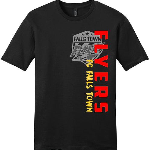 FC Falls Town Name & Logo Tee
