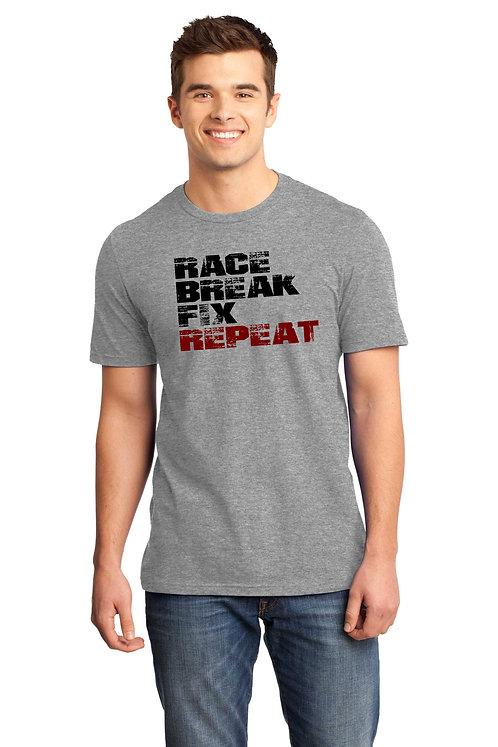 Race. Break. Fix. Repeat.