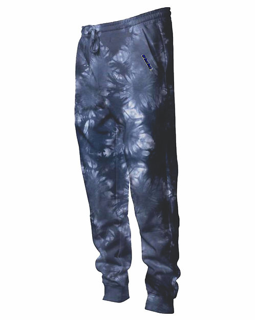 Midweight Tie-Dyed Tie-Dyed Fleece Pants