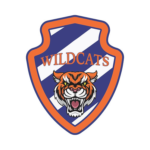 Wildcats Soccer Decal