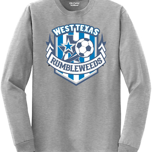 FC West Texas Logo Long Sleeve Tee