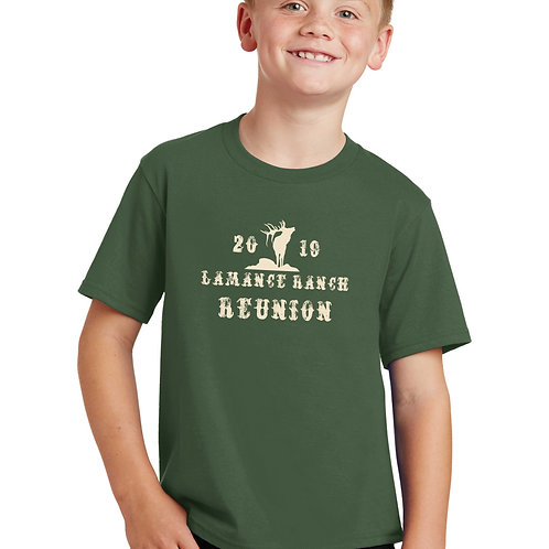 copy of Lamance Reunion 2019 Youth Tee