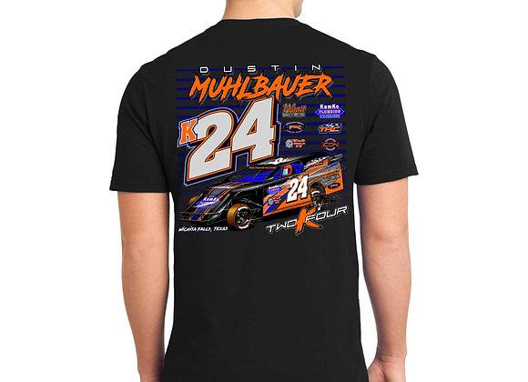 Dustin Muhlbauer 24 Tee