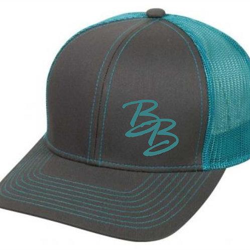 BB Mesh Snap back hat