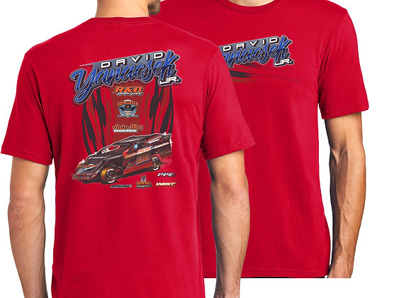 David Yanasek Jr. Tee