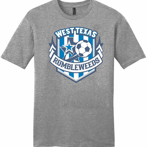 FC West Texas Logo Tee
