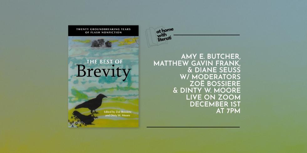 "The ""Best of Brevity"" Reading: Literati Bookstore"
