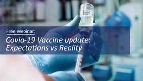 ВЕБИНАР: «Актуальные новости о вакцине от Covid-19: ожидания и реальность»