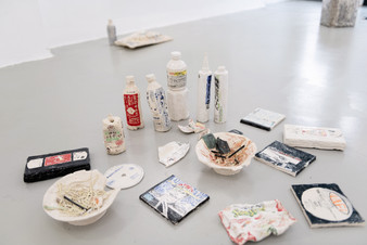 Various Ceramic Objects