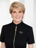 Julie Bishop, former Minister of Foreign Affairs of Australia