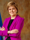 Nicola Sturgeon MSP, First Minister of Scotland
