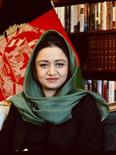 Roya Rahmani, former Ambassador of Afghanistan to the U.S.