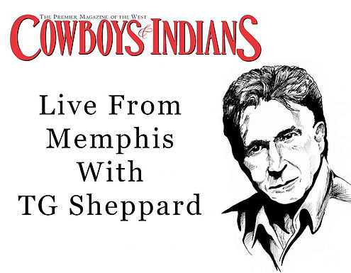 Live From Memphis With TG Sheppard