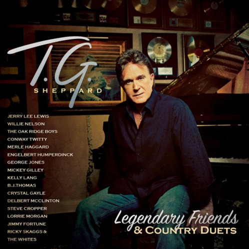 Legendary Friends & Country Duets CD