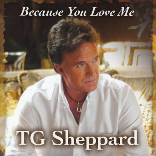 Because You Love Me Gospel CD