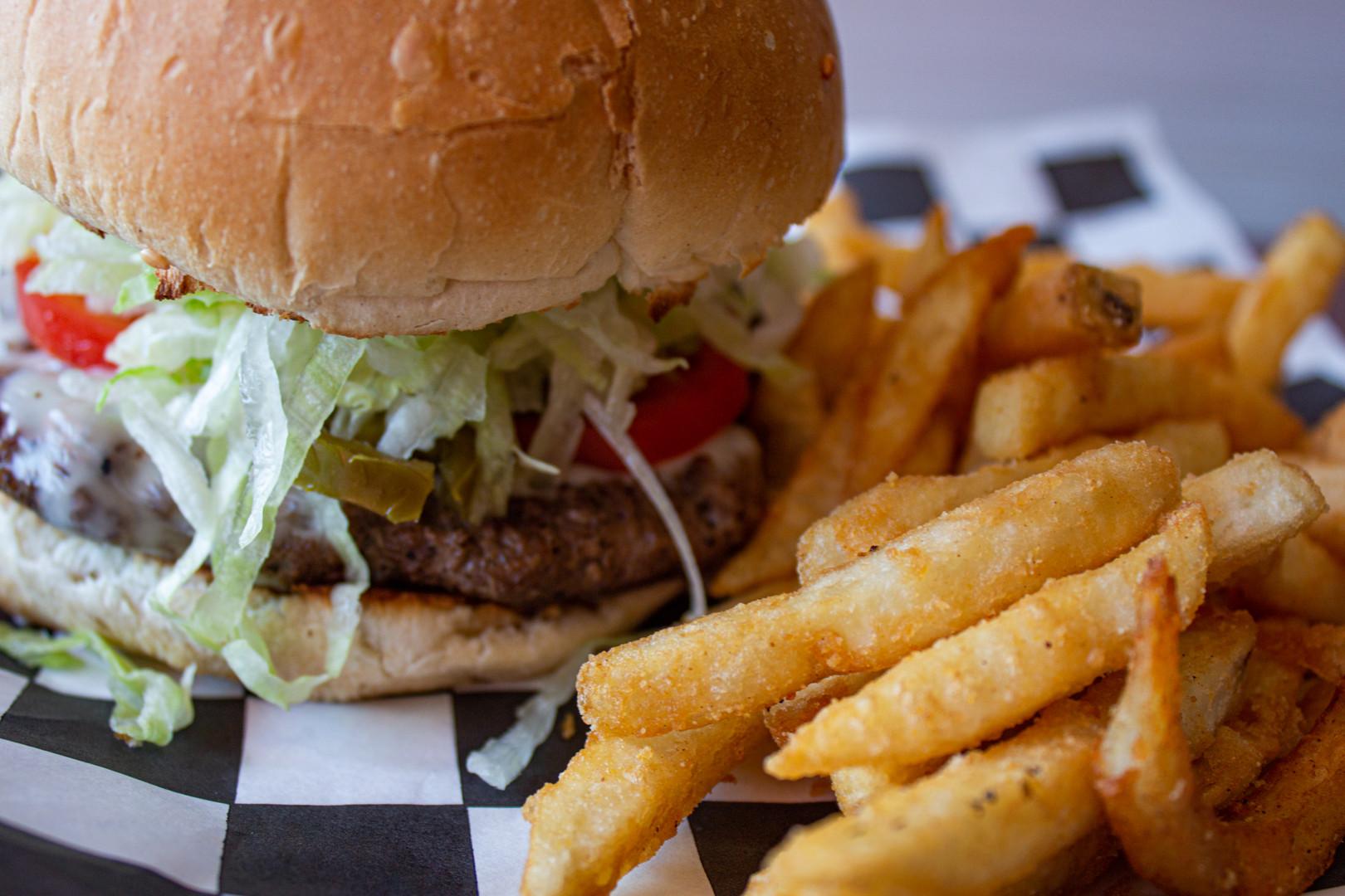 Quioccasin Burger