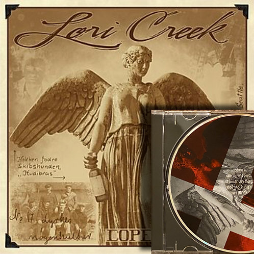 "Lori Creek ""Copenhagen"" EP 2020 CD"