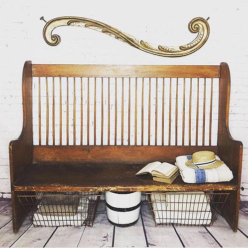 Grand banc / LArge bench