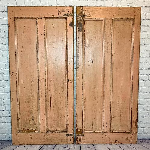 Paire de portes / Pair of doors