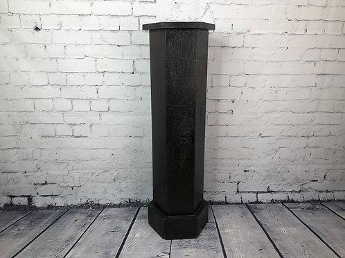 Colonne en bois// Antique wood column