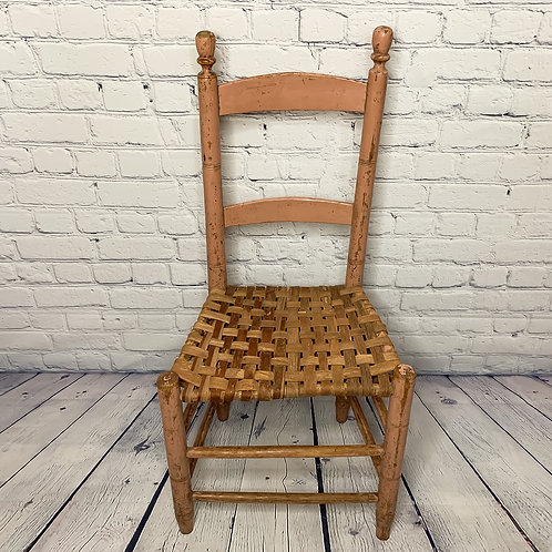 """Chaise de Chambly / """"De Chambly"""" chair"""