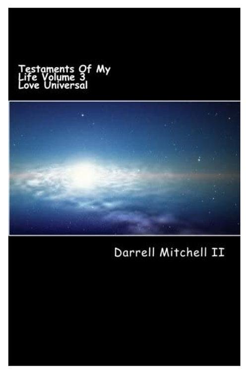 Testaments of My Life Vol.3