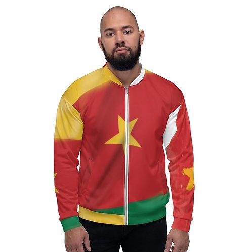 Unisex Cameroon Bomber Jacket