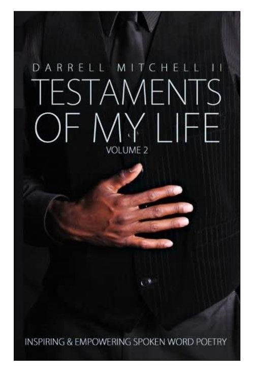 Testaments of My Life Vol. 2