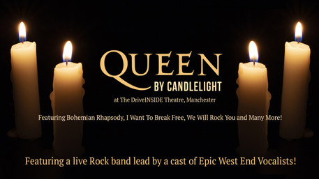 Queen By Candlelight