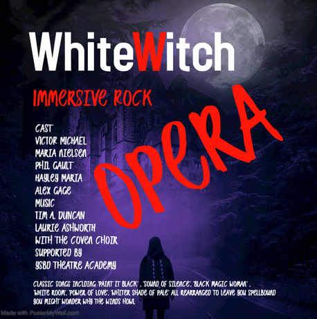 WhiteWitch - Immersive Rock Opera
