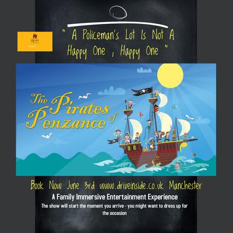 Immersive Pirates of Penzance