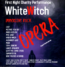 WhiteWitch Immersive Rock Opera