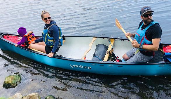 Canoeing Nottinghamshire Derbyshire