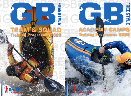 GB Academy, Team & Squad Training Programmes 2020